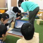 プログラミング×英語で創る子ども達のミライ!